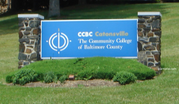 A community college (CCBC – The Community College of Baltimore County) does not require SAT scores.